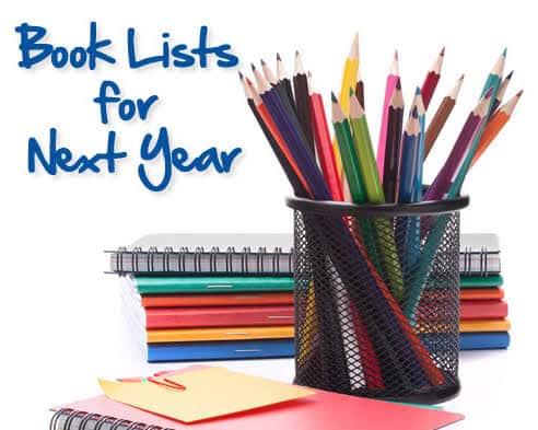 Booklist Pic